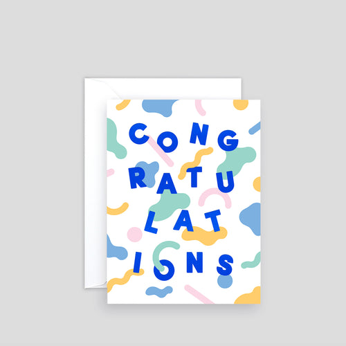 Congratulations | Paper & Cards Studio