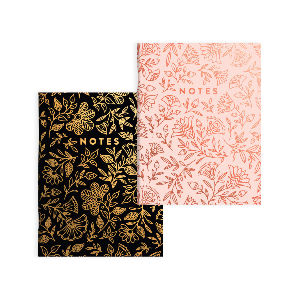 Amulet Notebook (2 Pack) Lined and Blank | Paper & Cards Studio