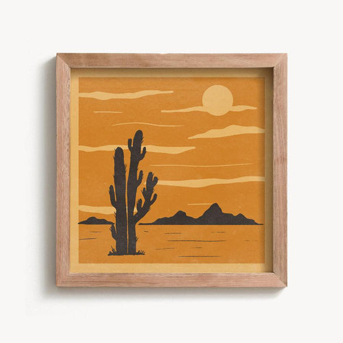 Desert Clouds Print | Paper & Cards Studio