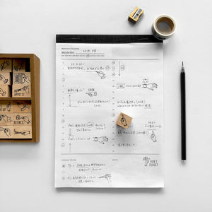 Pointing Stamp | Paper & Cards Studio