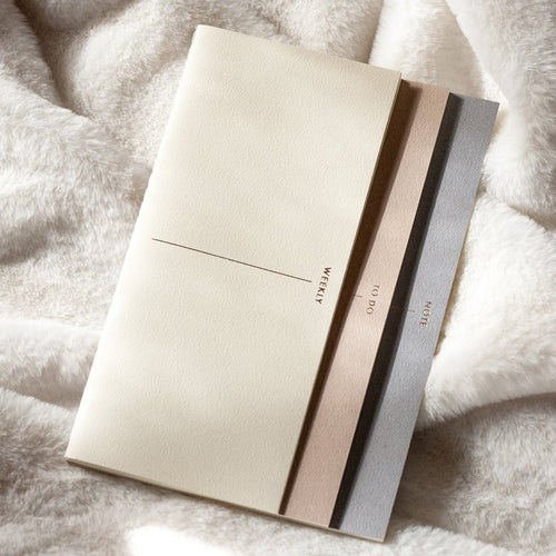 3 in 1 Notebook | Paper & Cards Studio