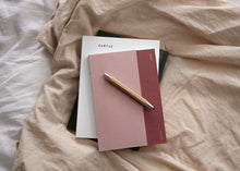 Load image into Gallery viewer, 2 in 1 Planner in Dusty Pink