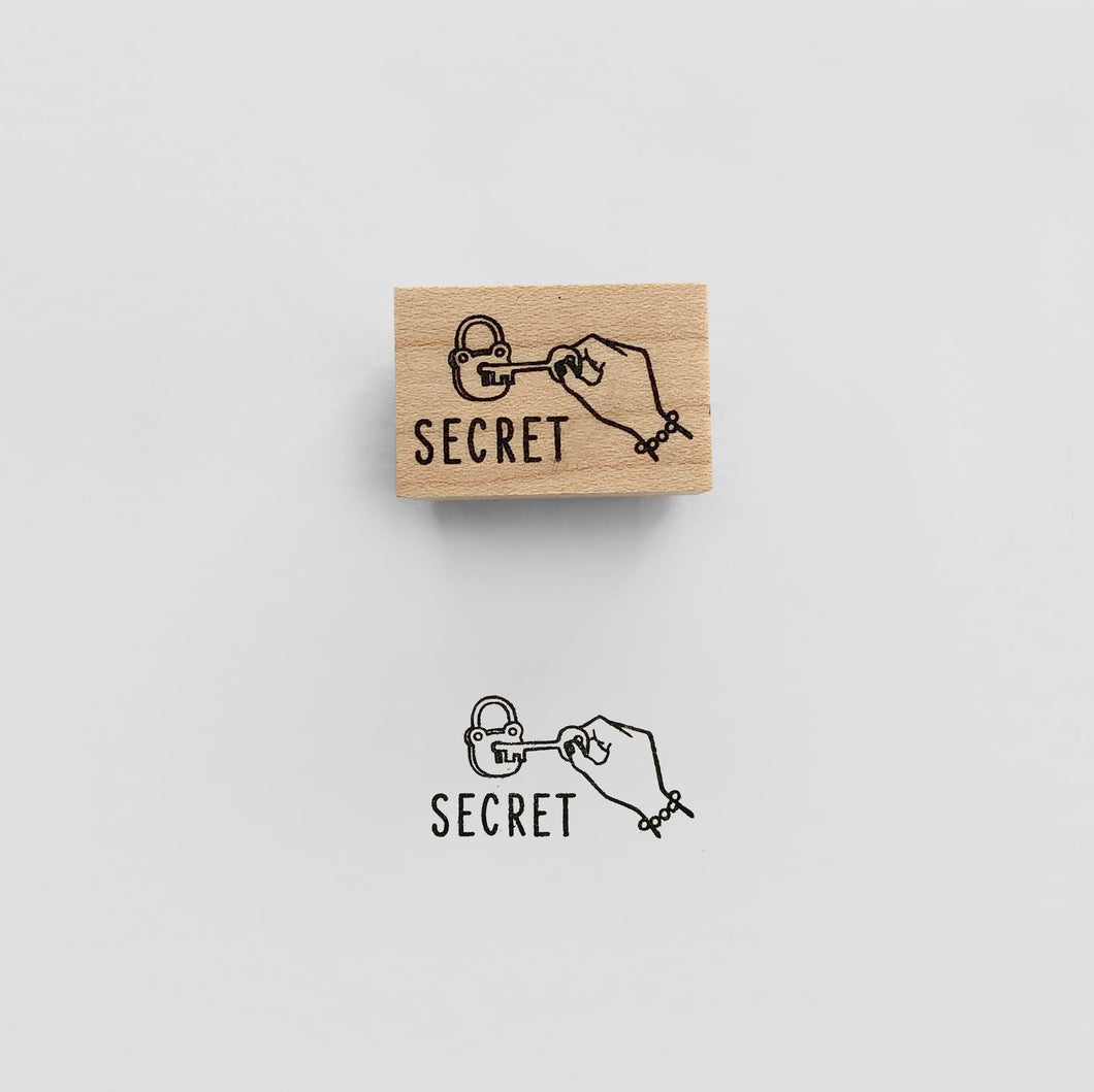 Secret Stamp | Paper & Cards Studio