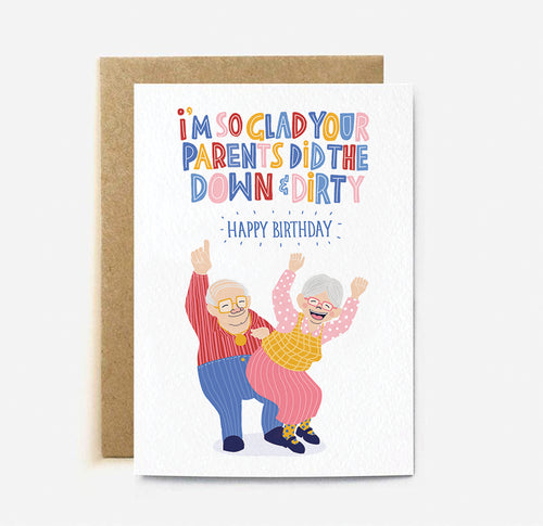 Down and Dirty | Paper & Cards Studio