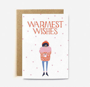 Warmest Wishes | Paper & Cards Studio