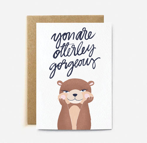 Otterley Gorgeous | Paper & Cards Studio