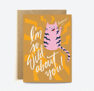 Wild About You | Paper & Cards Studio