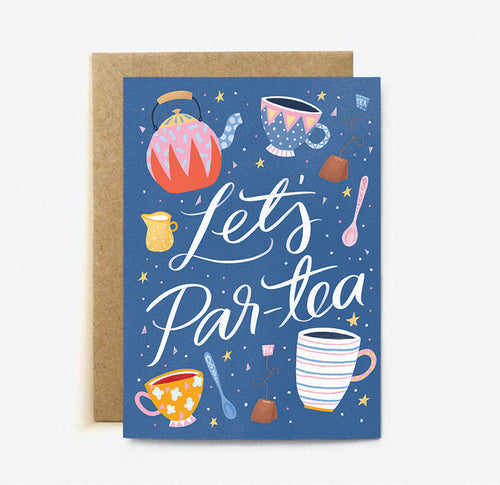 Let's Par-tea | Paper & Cards Studio