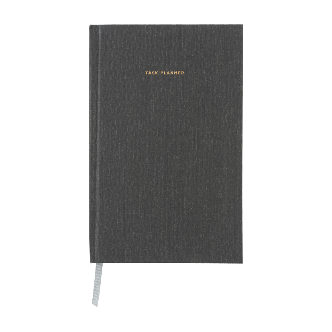 Appointed Year Task Book, Undated Stationery Hong Kong Notebook Minimal Office Hardcover