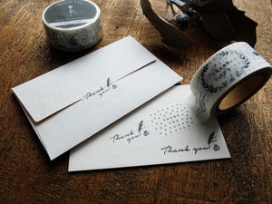 Thank You Masking Tape | Paper & Cards Studio