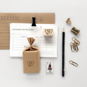 With Love Stamp | Paper & Cards Studio