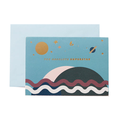 You Absolute Superstar | Paper & Cards Studio