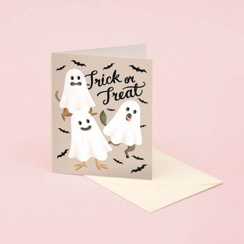 Animal Ghosts Halloween | Paper & Cards Studio