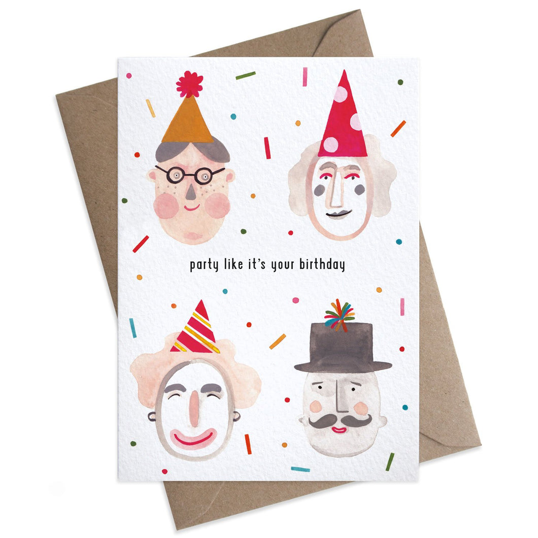 Party Like It's Your Birthday | Paper & Cards Studio