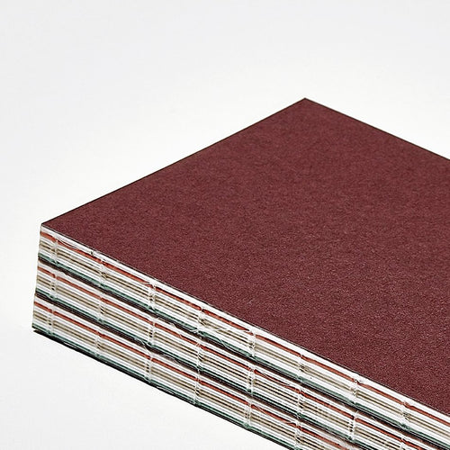 Caprice Note - Burgundy | Paper & Cards Studio