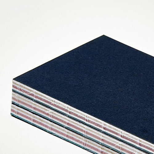 Caprice Note - Navy | Paper & Cards Studio