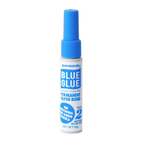 Blue Glue Pen | Paper & Cards Studio