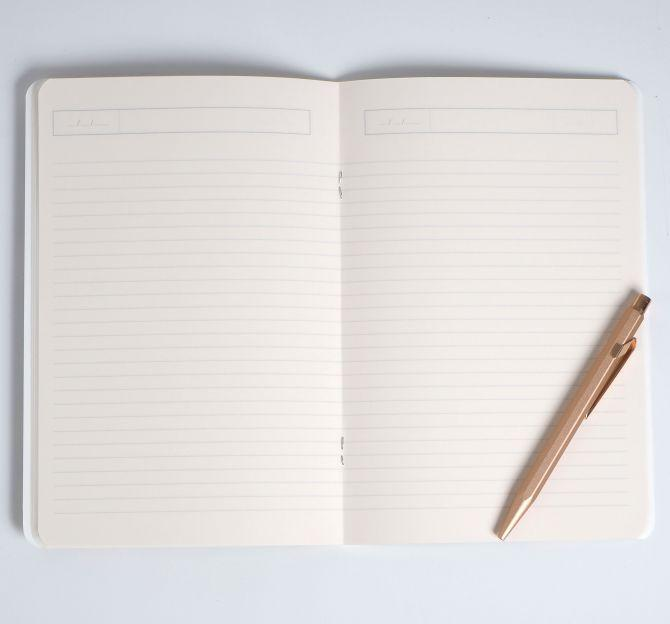SEASON PAPER COLLECTION  Desert Notebook, Lined