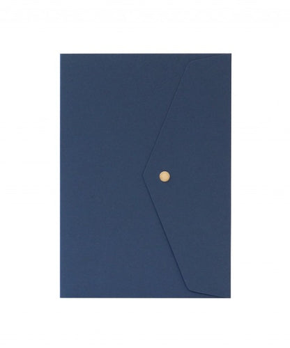 Blue Midnight Notebook Pliage | Paper & Cards Studio