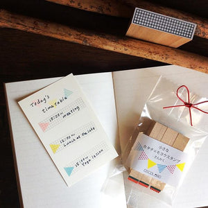 Triangle Stamp Set | Paper & Cards Studio