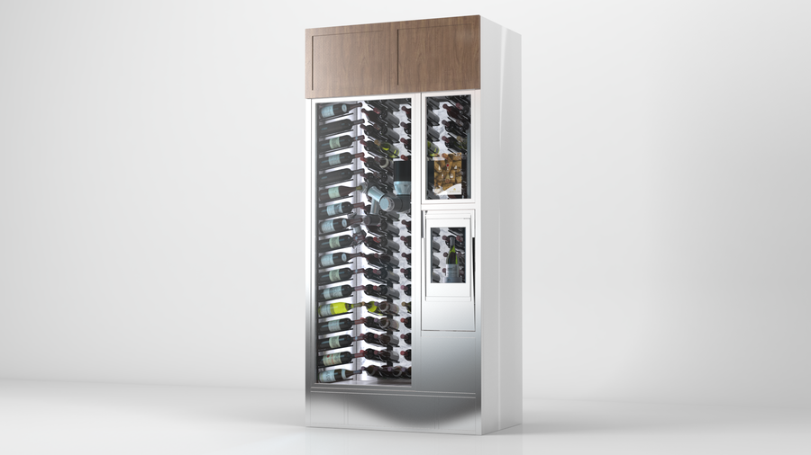 WineWall Kitchen - WineCab