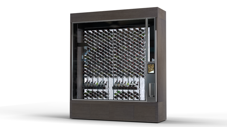10' WineWall - WineCab