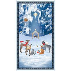 WOODLAND DREAM NATIVITY 26474
