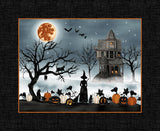 HARVEST MOON 5240-P HAUNTED HOUSE