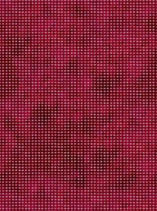 DIT-DOT FLANNEL 8AHF-15 CRANBERRY