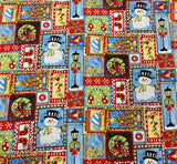 """JOLLY HOLIDAY"" QUILT KIT"