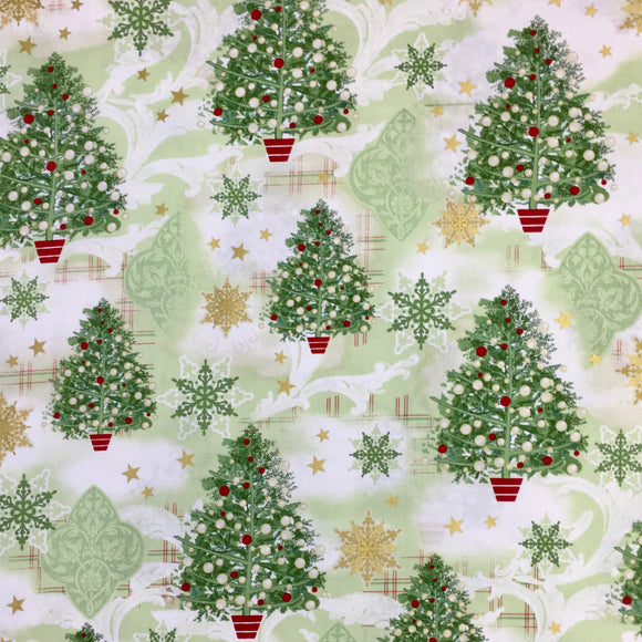 Windham Fabrics - Holiday Magic by Whistler Studios #38966M