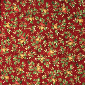 Red Rooster - Christmas Bells by Jennifer Chiaverini #26102-RED1
