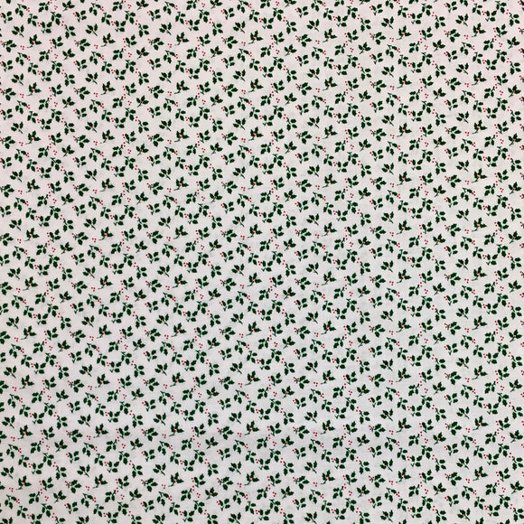 Choice Fabrics - Merry Christmas Basics #45970-W