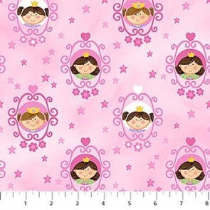 LITTLE PRINCESS  20743-21 PRINCESS FRAMES