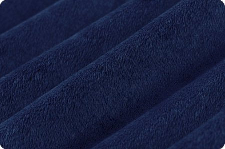 EXTRA WIDE SOLID CUDDLE C390 MIDNIGHT BLUE