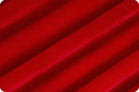 EXTRA WIDE SOLID CUDDLE C390 SCARLET