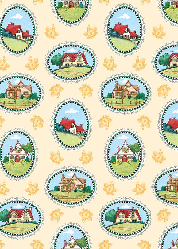 MARY'S JOURNEY 26548-S PATCHES