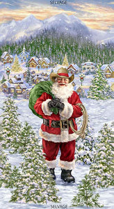 COUNTRY SANTA CD7588P