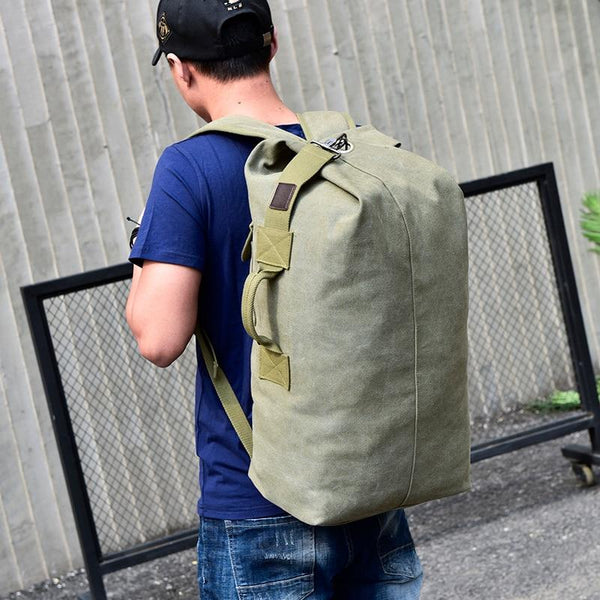 Cadet Canvas Backpack