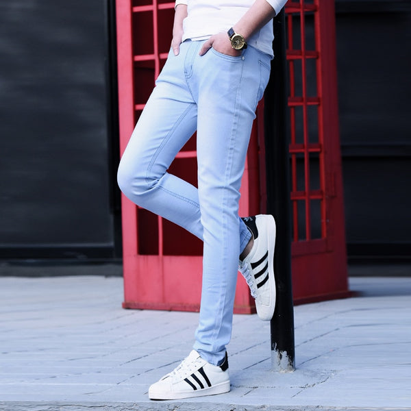 Dylan Denim Trousers