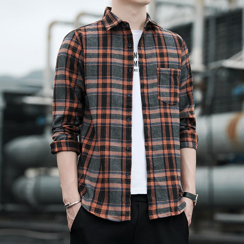 Burlington Plaid Shirt