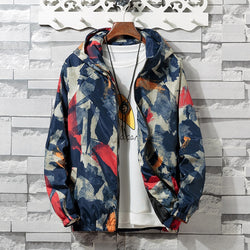 Augustus Abstract Jacket