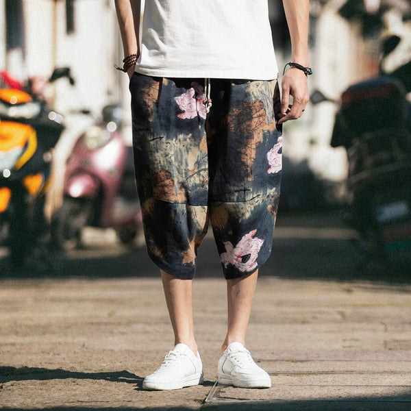 Artist Inspired Harem Pants