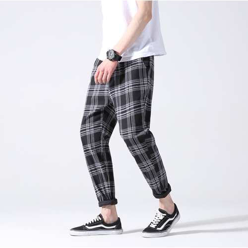 Orion Plaid Pants