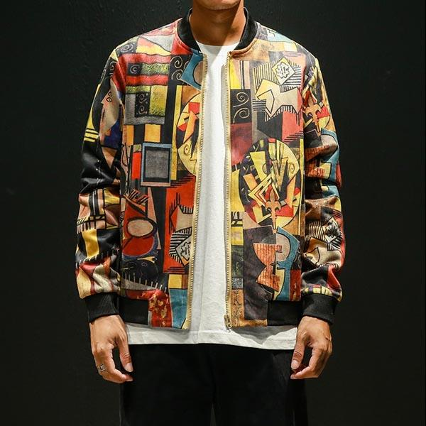 Abstract Bomber