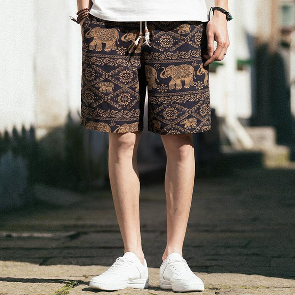 Tibetan Highland Shorts
