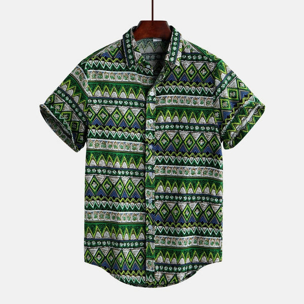 Lotus Dress Shirt