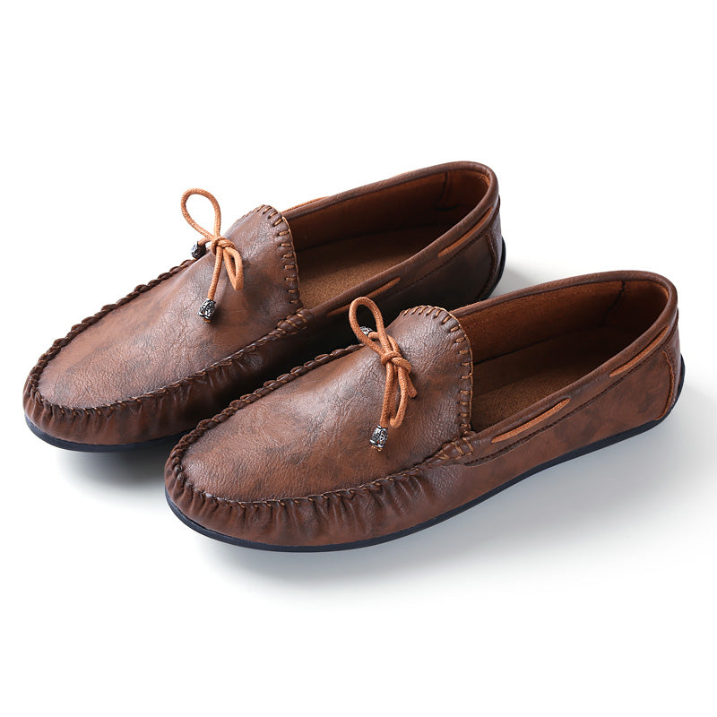 Kaiser Leather Loafers