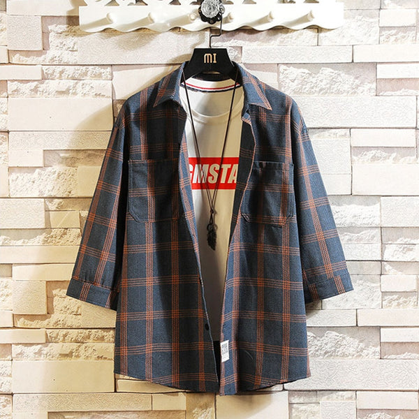 Osbury Plaid Shirt