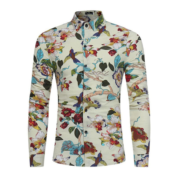 Sparrow Long Sleeve Shirt